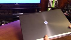 My old laptop died so I got a used HP EliteBook 8560w mobile workstation!