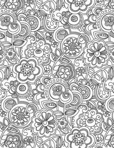 Tiny Friends Coloring Book: Over 50 Sweet Designs by Marisa Anne Cummings, Aneela Hoey, Erin McMorris