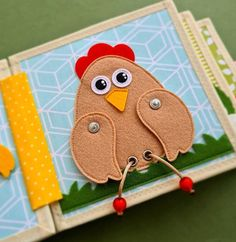 Felt Diy, Felt Crafts, Paper Crafts, Quiet Book Templates, Craft Projects, Projects To Try, Activity Cube, Fidget Blankets, Toddler Books