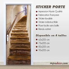 11 Meilleures Images Du Tableau Stickers Porte Stickers