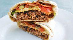 Copycat Bacon-Taco Crunchy Wrap
