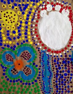 Dot Painting 2012- 2013