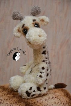 Crochet PATTERN giraffe от magicfilament на Etsy, $8.00