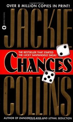 when you want a little filth to take your mind off things pick up a jackie collins book.