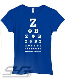 Z-Phi-B Is All I See, Royal  Item Id: PRE-ZFBALLISEE  Price:  $39.00