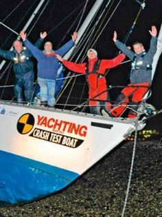 The Admiral Yacht Insurance Boat Crash Test:  The Final Chapter - http://www.admiralyacht.com/admiral-news/admiral-latest-news-item.php?newsID=118 #BoatCrash #BoatCrashTest #YatchingMonthly #YachtInsurance