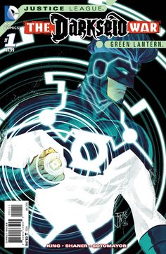 JUSTICE LEAGUE DARKSEID WAR GREEN LANTERN #1