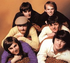 the beach boys. 1966