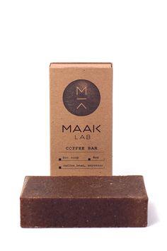 Maak Lab Coffee Bar Soap - Bridge & Burn - Portland, Oregon