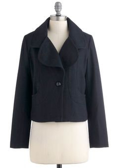 Independent Study Jacket   Mod Retro Vintage Jackets   ModCloth.com