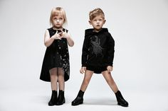 "Brand spotlight: New Generals Based in Denmark, New Generals describes its baby and kids' clothing line as ""ethicool"" — a combination of cool and ethical.The company uses pure organic cotton to create their functional and intelligently designed children's clothes, which have found a loyal following among Danish celebrities and eco-conscious parents worldwide http://newgenerals.com/ #ecofashion #kidsfashion"