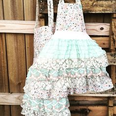 @annakerr131 - Look for the mommy and me aprons at the FC Booster Mother's Day Tea on May 9th! #annakerrdesigns