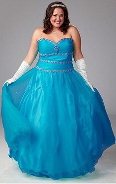 Cheap A-line Tulle Sleeveless Floor-length Natural Prom Dress From Highly Praised Online Shop