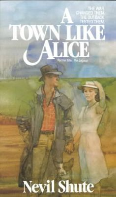 """A Town Like Alice"" by Nevil Shute. I think he wrote ""On the Beach""."