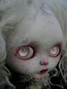 Creepy doll time