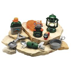 Buy our Camping Set by Learning Resources available now at Mulberry Bush. Suitable for children aged Order now with Free Delivery over Camping Set, Camping Stove, Camping With Kids, Camping Hacks, Camping Theme, Camping Grill, Camping Cabins, Camping Tools, Camping Trailers