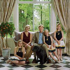 Rineke Dijkstra fotografeert Koninklijke familie