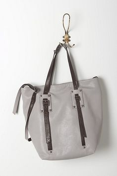 Voussoir Tote #anthropologie