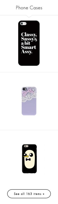 """""""Phone Cases"""" by laceyleanne18 ❤ liked on Polyvore featuring accessories, tech accessories, phone cases, phone, cases, tech, iphone case, iphone cases, slim iphone case and iphone cover case"""