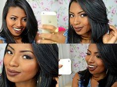 Maquiagem para selfie - Dicas e truques - Maquiagem para pele negra