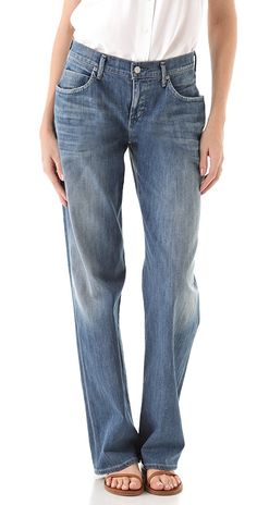 Citizens of Humanity Fusion Billow Loose Fit Jeans | SHOPBOP