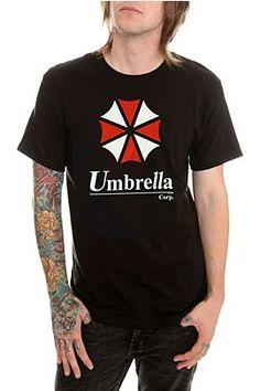 Resident Evil Umbrella Corporation T-Shirt - 133438