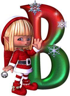 Alfabeto de Navidad | Fondos de pantalla y mucho más