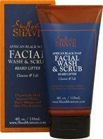 Shea Moisture African Black Soap Facial Wash and Scrub -- 4 fl oz by Shea Moisture. Save 25 Off!. $8.99. Shea Moisture. SheaMoisture Shave products deliver a rich, luxuriously close shaving experience while naturally soothing ingrown hairs, razor bumps, razor burn and dark spots. SheaMoisture Shave products deliver a rich, luxuriously close shaving experience while naturally soothing ingrown hairs, razor bumps, razor burn and dark spots. SheaMoisture Shave's healing regimen of organic…