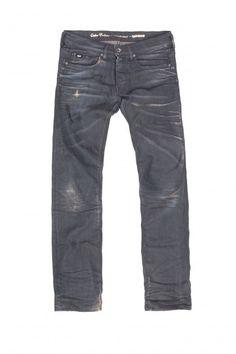 NORTON CARROT Y045 - Online Exclusive - Jeans - Man - Gas Jeans online store - Unique piece denim