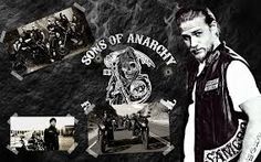 Gave serie over bikers