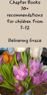 delivering grace: 70+ Chapter Book Recommendations