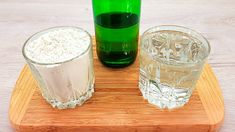 Mineralwasser WUNDER-Effekt! Dieses Rezept wird Sie umhauen! Jeder wird erstaunlich! jeden Tag #069 - YouTube Glass Of Milk, Drinks, Recipes, Food, Mineral Water, Minerals, Recipies, Drinking, Beverages