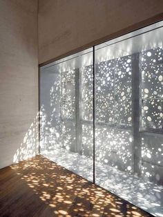 Home Decoration Art Dappled Light - Museums That Give Us Major Interior Envy - Photos.Home Decoration Art Dappled Light - Museums That Give Us Major Interior Envy - Photos Architecture Design, Light Architecture, Facade Design, Amazing Architecture, House Design, Museum Architecture, Architecture Interiors, Exterior Design, Shadow Architecture