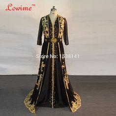 bad3b651ec Aliexpress.com   Buy Dubai Kaftans Beads Crsytal Saudi Arabic Formal Dresses  Long Turkey Caftans Sleeves Luxury Evening Dresses Robe De Soiree 2017 from  ...