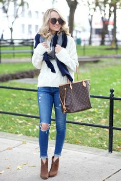 A Spoonful of Style: What I Wore In The City...