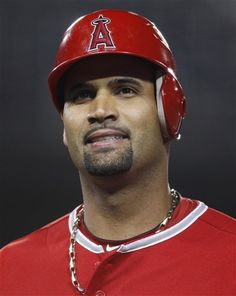Albert Pujols hit his 500th career home-run last night, April 22nd, 2014. Congratulations on such a great career milestone. He is the third youngest player in history to reach this historic mark.