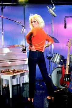 Iconic Blondes: Debbie Harry
