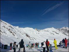 Skifahren lernen in Sölden | Ötztal | Tirol | Österreich |
