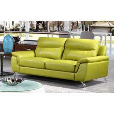 Chicago Leather Sofa, #Sofas, #CRTH1274_15741106