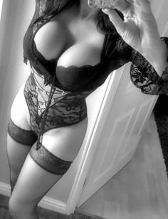 A Study in Black and White Sensuality - I have no words…