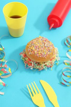 Party Food by Vanessa McKeown. #food #art #photography