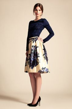 Photo: Courtesy Of Temperley London print email LOOK19 RESORT 2014 Temperley London