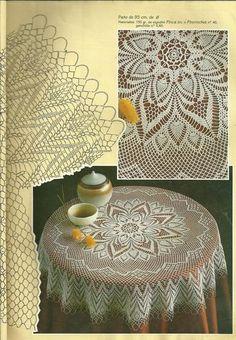 Best 9 Мобильный LiveInternet Muestras y Motivos Especial Panos 1 Crochet Tablecloth Pattern, Crochet Motif Patterns, Crochet Doily Diagram, Crochet Borders, Crochet Mandala, Crochet Art, Crochet Round, Crochet Home, Thread Crochet