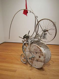 Jean Tinguely: Homage to New York - 1960
