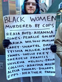 All Lives Matter . So why don't Black lives matter? Social Awareness, Black History Facts, Power To The People, African American History, Oppression, Black People, In This World, Unity, Black Women