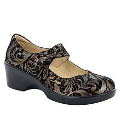 7fe231dbef2 Alegria Womens Ella Mary Jane Shoe Dainty Size 39 EU 9 M US Women -- Find  out more about the great product at the image link.