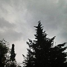 Bulutlar yürüyo :)