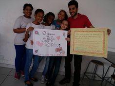 Escola Estadual Desembargador Edgard de Moura Bittencourt - Circuito de Juventude 2015 - Instituto Ayrton Senna