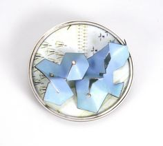 DANIELLE EMBRYpaper planes brooch | Flickr – Compartilhamento de fotos!
