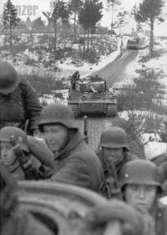Panzerkampfwagen VI Tiger (8,8 cm L/56) (Sd.Kfz. 181) Ausf. E